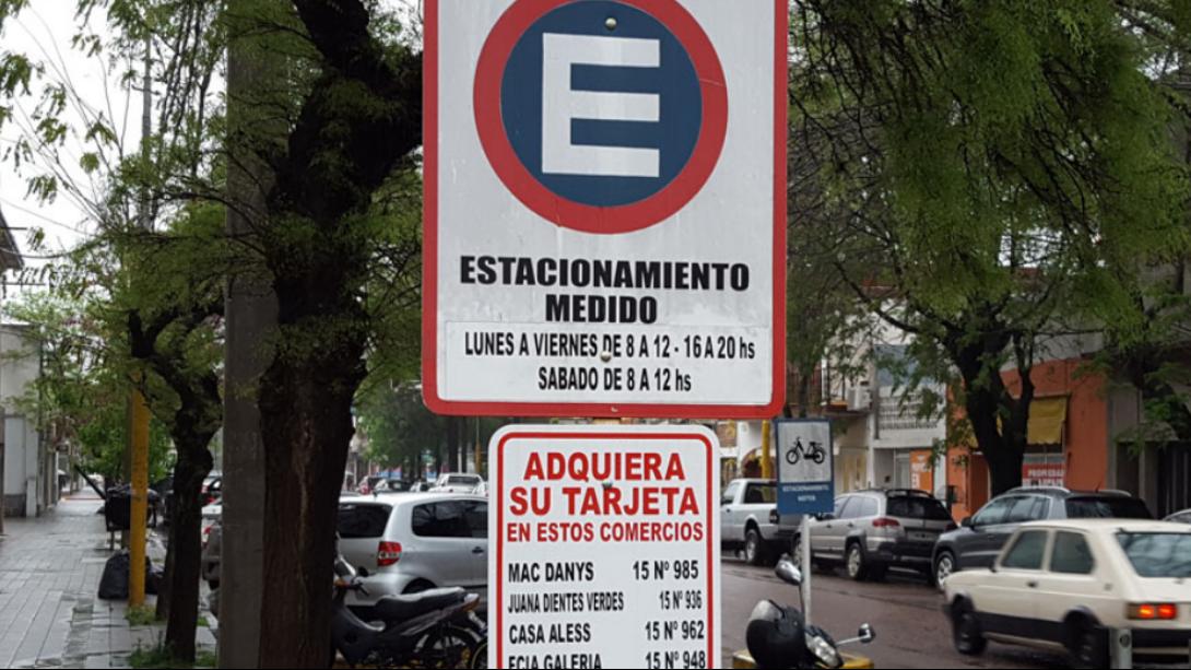 Modificaciones en el horario del estacionamiento medido
