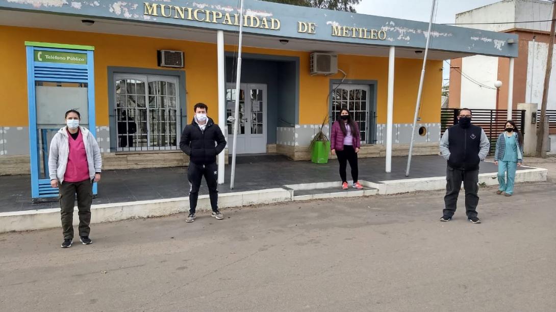 EL MUNICIPIO COLABORA CON LA VACUNACIÓN ANTIRRÁBICA EN PUEBLOS VECINOS