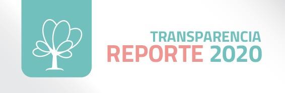 Reporte de Transparencia 2020